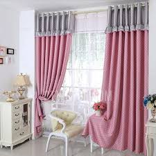 pink girl curtains bedroom excellent manificent curtains for girls bedroom cute patterned