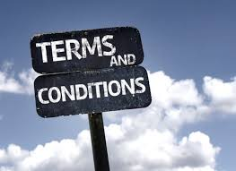 keep up with the latest terms and conditions or risk contract breaches