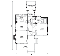 Southern Living Floorplans Wildmere Cottage Cottage Living Southern Living House Plans
