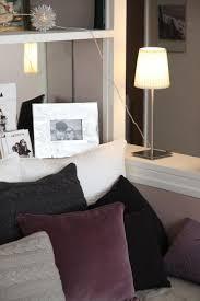 deco fr chambre déco salon blanc aubergine romantique http deco fr photo