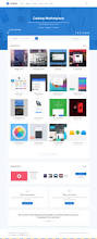 catalog buy sell marketplace responsive site template