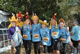 charleston sc turkey day run gobble wobble 5k charleston