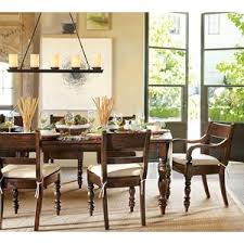 Pottery Barn Dining Room Tables Pottery Barn Hayden Extending Dining Table Polyvore