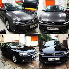 jetta volkswagen black volkswagen jetta full wrap done in hexis gloss black hx20889b 1