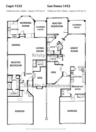 floor plans for saddlebrooke sold on saddlebrooke long realty san remo 1452 1452