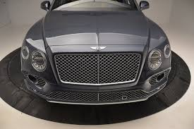 bentley grill 2017 bentley bentayga stock b1214 for sale near greenwich ct