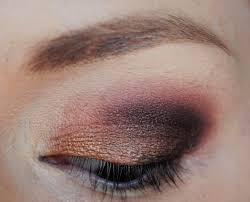 edgy bronze and deep brown smokey eye tutorial erin ashley