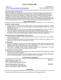 Best Project Manager Resume Sample by Mechanical Project Manager Resume Sample Resume For Your Job
