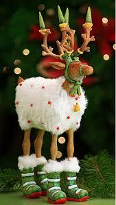 patience brewster dashaway blitzen ornament ornaments