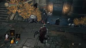 The Monster Under The Stairs by Dark Souls 3 High Wall Of Lothric Walkthrough Polygon