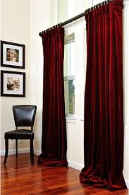 maroon curtains for bedroom tips and ideas vintage cotton velvet drapes and cotton