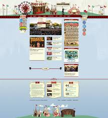 Riot Fest Map Chicago by Riot Fest Website Design Part Ii Design Covert Nine