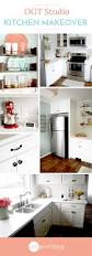 Budget Kitchen Makeovers Before And After - our budget friendly before u0026 after kitchen makeover one good
