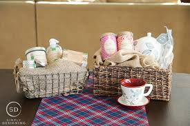 basket ideas simple gift basket ideas
