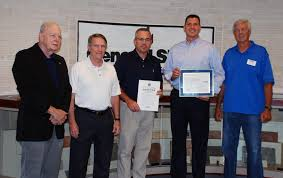 Human Resources Representative General Shale Human Resources Director Honored With Patriot Award