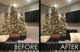 light it up how to light your holiday tree interior design