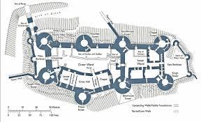 castle floor plans file conwy castle plan jpg wikimedia commons