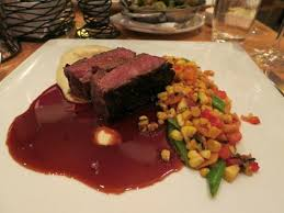 braised short ribs and summer succotash picture of central