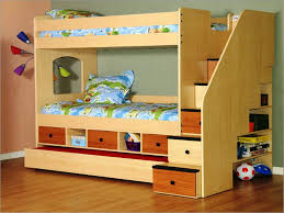 Bunk Bed Ladder Plans Bunk Beds With Trundle And Stairs House Exterior And Interior