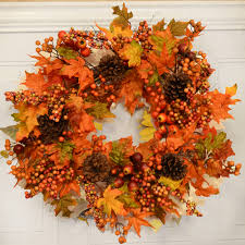fall wreaths new fall wreaths for 2015 silk flowers floral home decor