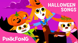 three scarecrows halloween songs pinkfong songs for children