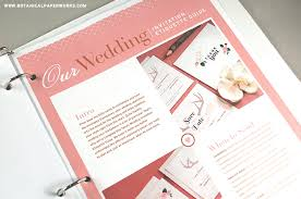 Wedding Planner Journal Free Printables Wedding Planning Binder Blog Botanical Paperworks