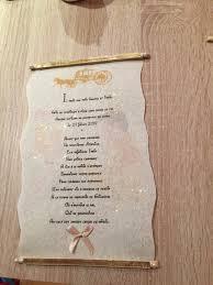 faire part mariage parchemin mariage disney livre porte alliance et faire part parchemin
