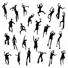 imagenes en movimiento bailando la gente está en movimiento conjunto de personas bailando cute