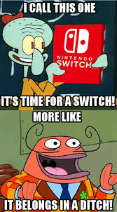 Nintendo Memes - nintendo switch meme by kingjion on deviantart