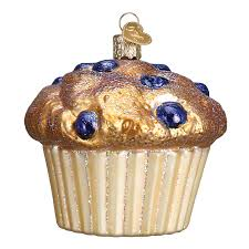 blueberry muffin sweets christmas ornaments pinterest