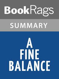 a fine balance by rohinton mistry l summary u0026 study guide ebook by
