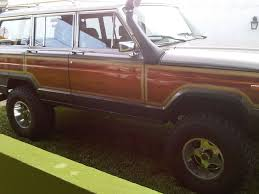 1988 jeep wagoneer supercheox 1987 jeep grand wagoneersport utility 4d specs photos