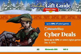 black friday wii u 2016 best deals nintendo rings in holidays with 3ds wii u game discounts cnet