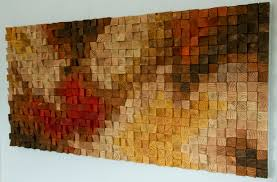 large rustic wood wall wood wall sculpture abstract painting