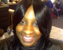 middle parting weave hairstyles bangs get this pretty quick weave hairstyle center parting