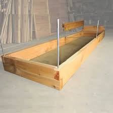 Bed Frame Joints Cedar Raised Bed Garden Kits 2 X8
