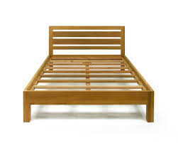 Teak Wood Furniture Online In India Buy Solid Teak Wood Bed Base Canary Wharf Online In India Best