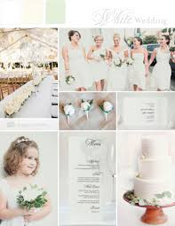color monday monochromatic with a pop truly engaging wedding