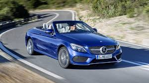 mercedes convertible 2017 mercedes benz c class cabriolet review top speed