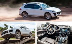 2015 Porsche Cayenne S - 2015 porsche cayenne information and photos zombiedrive
