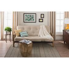 Comfortable Sofa Bed Mattress by Sofa Sofa Bed Mattress Novogratz Vintage Linen Mix Futon Natural