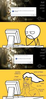 Pc Master Race Meme - it s a pc master race thing you wouldn t know about it by