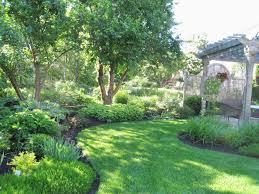 Backyard Trees For Shade - triyae com u003d shade for sunny backyard various design inspiration