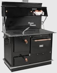 Kitchen Queen Wood Stove by Pioneer Princess Cook Stove