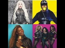 Lil Kim Halloween Costumes Review 2016 Vh1 Hip Hop Honors Missy Elliot Lil Kim Salt