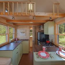 Tiny House Kitchens Very Cool Digital Tiny House Tour Check It Out And Get A Feel Of