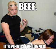 Whats For Dinner Meme - beef it s what s for dinner sexual goth college kid quickmeme
