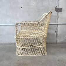 Henry Link Wicker Furniture Replacement Cushions Spun Fiberglass Faux Wicker Chair Fiberglass Wicker Pinterest