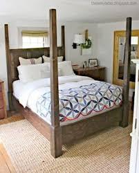 Queen Bed Frame Plans Free 16 Gorgeous Diy Bed Frames Bedroom Pinterest Bed Frames