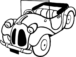 toy car old car coloring page wecoloringpage